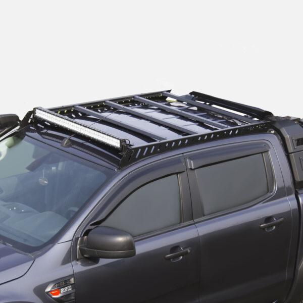 Roof Rack Rails Cargo Basket